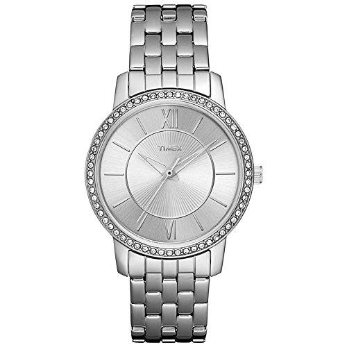 Timex T2N371PF - Reloj de mujer de cuarzo