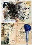 Posterlounge Stampa su PVC 30 x 40 cm: collage22a di Waldemar Strempler
