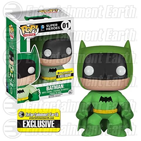 Différents Costumes Batman - Batman 75e vert arc Batman Pop! Vinyl
