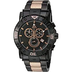 Jivago Men's Titan Watch - Black