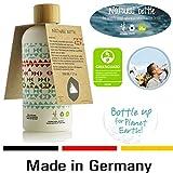 Die besten Bottle-Tinten - LS-LebenStil Natural Bottle - Bio Trinkflasche Wasserflasche 97% Bewertungen