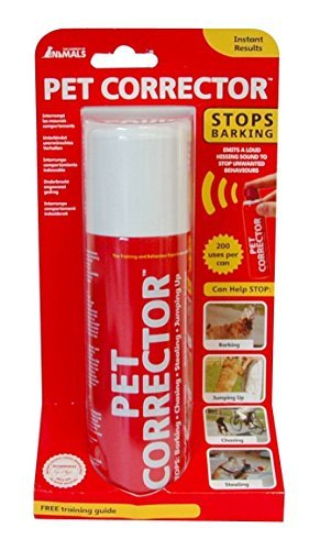 200Ml, Pet Corrector Helps Stop Unwanted Barking by Company of Animals