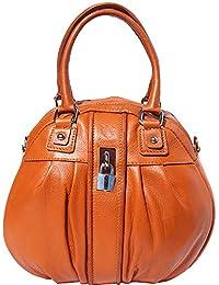 Florence Leather Market Sac à main avec longue bandoulière réglable 8621