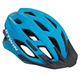 #7: Btwin 500 Mountain Bike Helmet - Blue