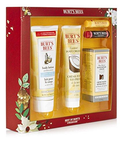 Burt's Bees Best of Burt's Geschenkset, 1er Pack (1 x 5 Stück)
