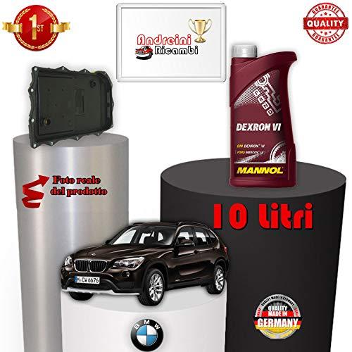 KIT FILTRO CAMBIO AUTOMATICO E OLIO X1 E84 xive 23 d 150KW 2012 -> /1098