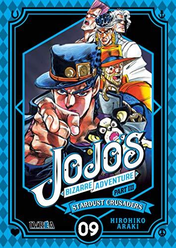 Jojo'S Bizarre Adventure Part III 9. Stardust Crusaders por Araki Hirohiko