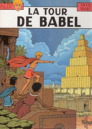 Alix - 16 - La Tour de Babel