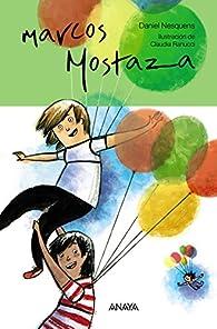Marcos Mostaza  - Marcos Mostaza) par Daniel Nesquens