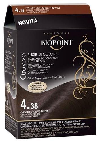 Biopoint Orovivo Tinta per Capelli 30 ml.