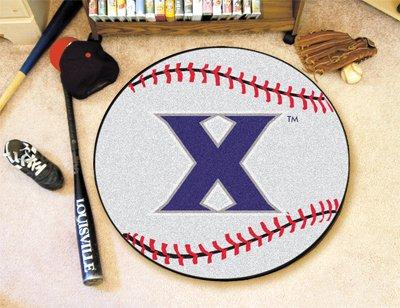 Fanmats 04729 Xavier University Baseball Rug Xavier University