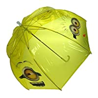 Minions TMMINION005003 Stick Dome Umbrella