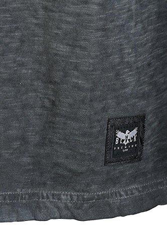 Black Premium by EMP Basic Longsleeve Longsleeve grau Grau