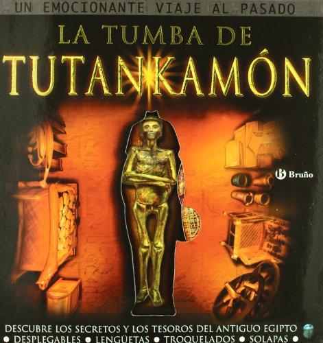 La tumba de Tutankamón: Descubre los secretos y los tesoros del antiguo egipto (Castellano - A Partir De 8 Años - Álbumes - Pop-Ups)