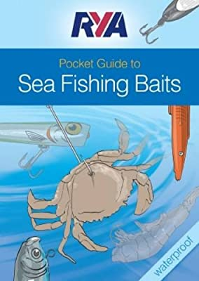 RYA Pocket Guide to Sea Fishing Baits from Royal Yachting Association