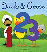 (Duck & Goose 1, 2, 3) By Hills, Tad (Author) Hardcover on (08 , 2008)