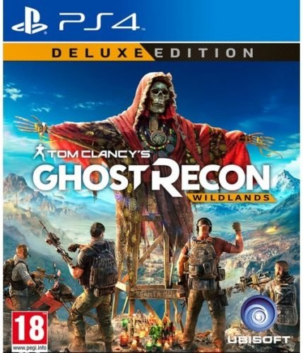 PS4 Tom Clancy's Ghost Recon Wildlands - Deluxe Edition - PREOWNED