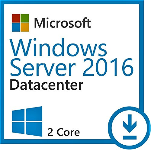Microsoft Windows Server 2016 Datacenter - 2 CPU