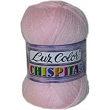 tejer lana bebe suave punto ganchillo ovillo