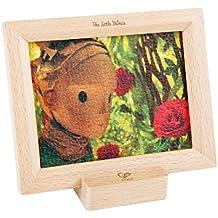 El Principito - Rosas, puzzle en miniatura de 150 piezas (Hape 824778)