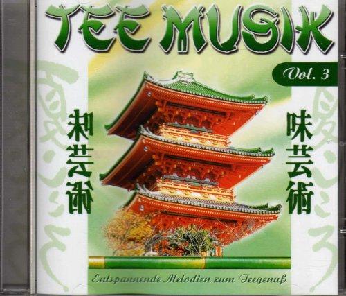 Preisvergleich Produktbild Tee Musik Volume 3 Entspannende Melodien zum Teegenuß
