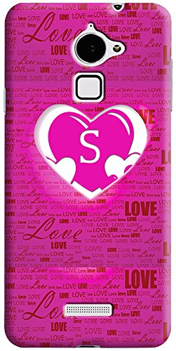 """Fashionury""""All Sides Protection"""" Soft Silicon Printed Back Cover for Coolpad Note 3 Lite"""