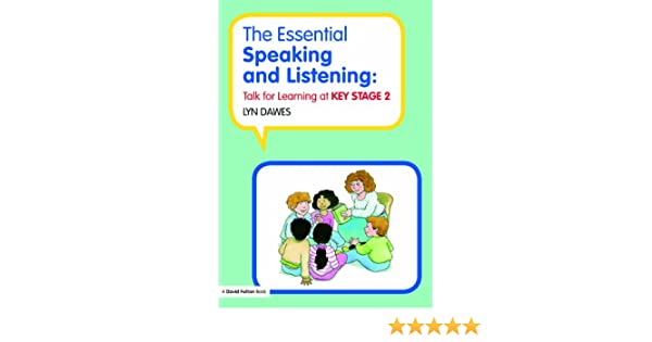 The Essential Speaking and Listening
