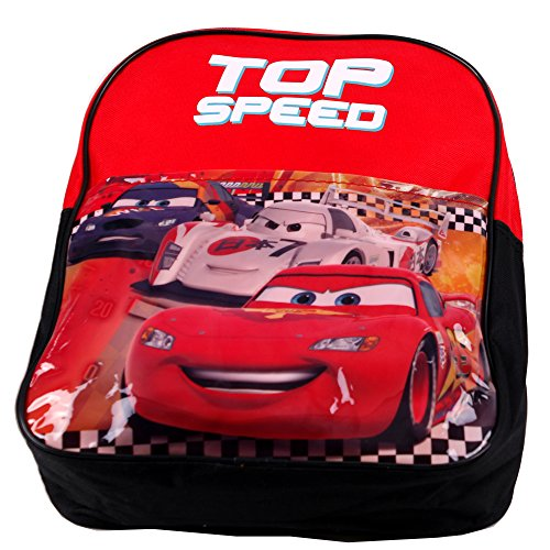 Kinderrucksack Disney Junior Backpack Rucksack Kinder Tasche (Cars) (Disney Junior Kinder)