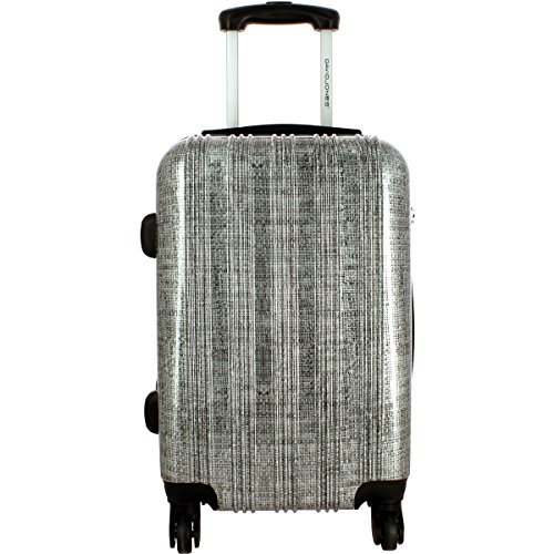 Valise cabine rigide ABS Ryanair David Jones 55 cm -...