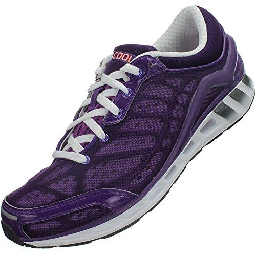 Adidas cc seduction w Laufschuhe Damen ClimaCool Violett Lila