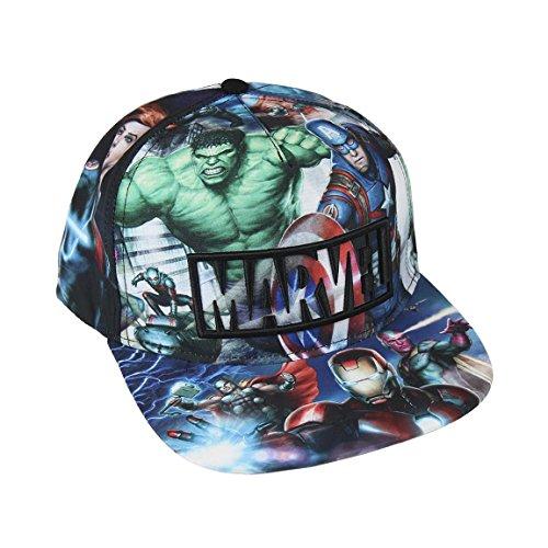 Avengers–PREMIUM New Era Cap, 58cm (Cerdá 2200002043Handwerk)
