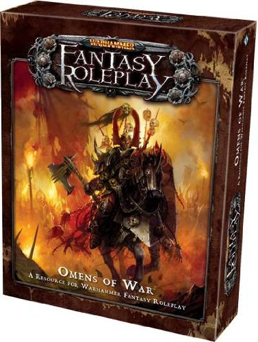 Warhammer Fantasy Roleplay 3rd Edition, Omens of War