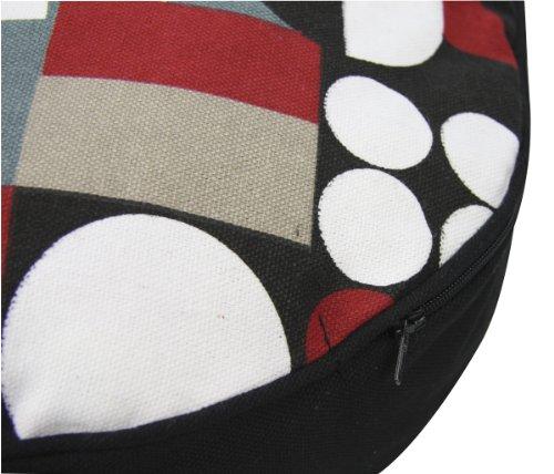 insapet Hundedecke Kirby Retro Hundebett mit Reißverschluss Hundekissen 60 x 45CM - 2