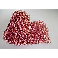 2,2lbs 6alambre de cobre filtro de malla de alambre, tejido Protector de filtro para home Brew destilación, 10× 460cm