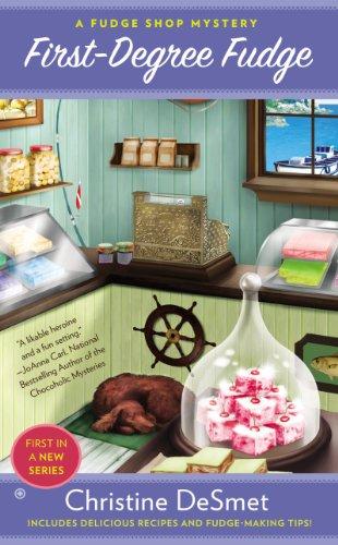 First-Degree Fudge: A Fudge Shop Mystery (English Edition)