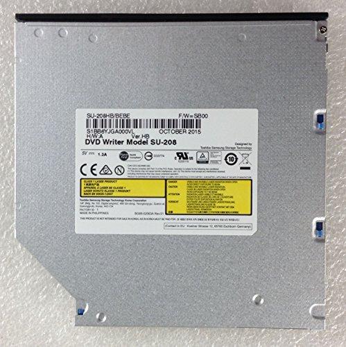 Toshiba Satellite L50t B 136 DVD RW CD Schriftsteller Ultra Dünn 9.5 MM Laufwerk SU-208 - 5