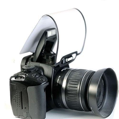 Blitzdiffusor für Canon Nikon Pentax Sigma Metz Minolta Sony YongNuo