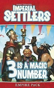 Wydawnictwo Portal POP00357 Imperial Settlers: 3 is a Magic Number - Juego de Mesa (Contenido en alemán)