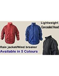 ProStyle Sports Veste de pluie avec capuche de football/rugby/hockey
