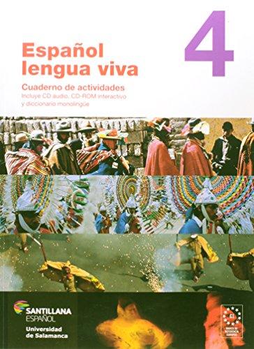 Espaol Lengua Viva 4. Cuaderno de Actividades (Em Portuguese do Brasil)