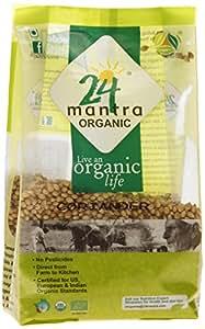 24 Mantra Organic Coriander Seed, 200g