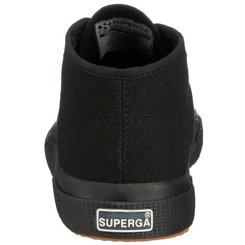 Superga  2754-COTU, Sneakers Basses homme Schwarz (Full Black 996)