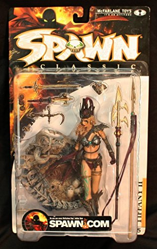2000 Spawn Action Figure Series 17 Classic - Tiffany 2