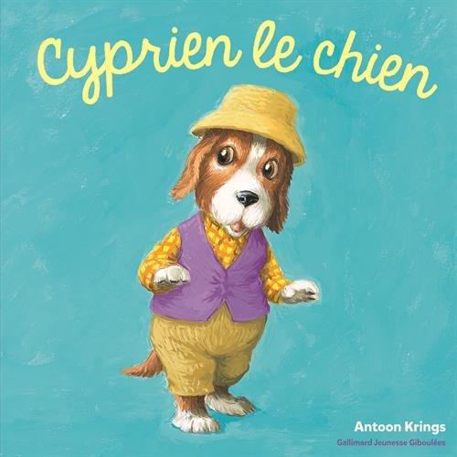 Cyprien le chien par Antoon Krings