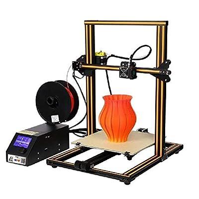 Creality CR-10 3D-Drucker Prusa I3 Aluminum DIY-Set Large Print Size Orange