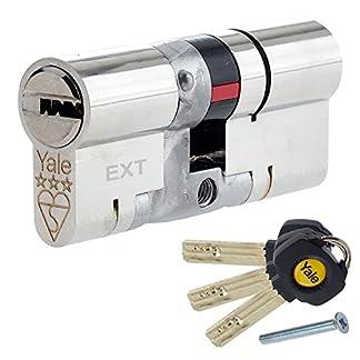 cierre de seguridad con Euro cilindro Avocet ABS TS007 est/ándar de 3 estrellas resistente castillo