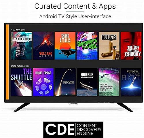 Buy CloudWalker 101 cm (40 inches) 4K Ready Smart Full HD LED TV 40SFX2  (Black) Online – Gadgets Guru