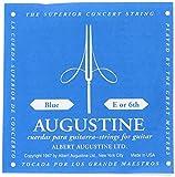Augustine - Cordes Guitare MI 6 BLEU FILE