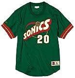 Gary Payton Seattle Supersonics Mitchell & Ness NBA Men's Mesh Jersey Shirt