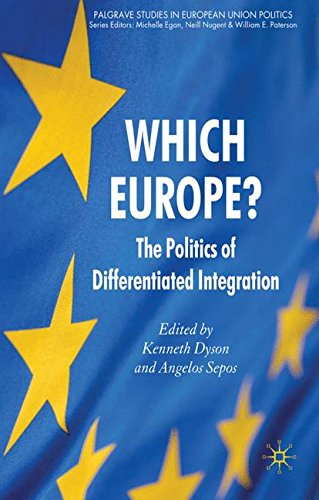 Which Europe?: The Politics of Differentiated Integration (Palgrave Studies in European Union Politics)